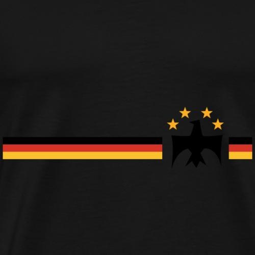 Mannschaft Design - T-shirt Premium Homme