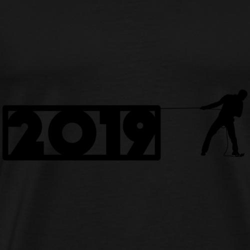 2019 - Männer Premium T-Shirt