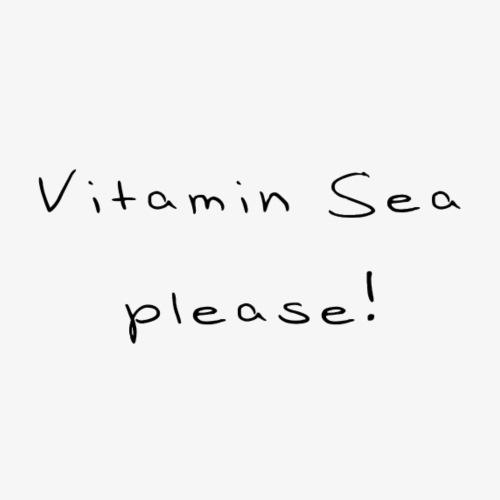 Vitamin Sea please - Männer Premium T-Shirt