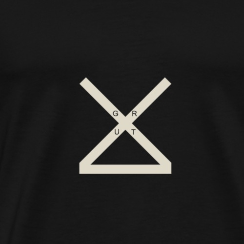 Grut Merch - Mannen Premium T-shirt