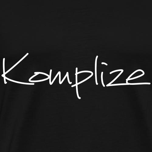 Komplize JGA Junggesellenabschied Freund Kumpel - Männer Premium T-Shirt