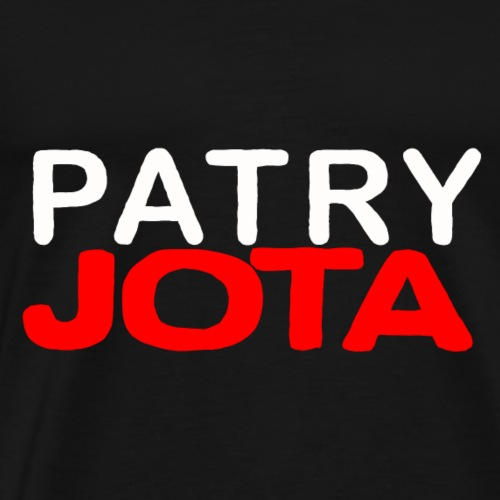 Patryjota - Koszulka męska Premium