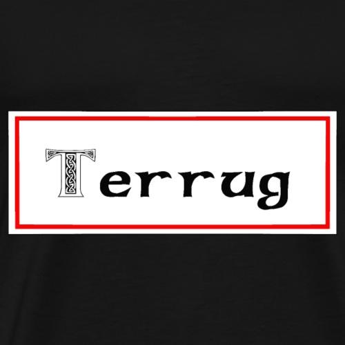 terrug telgruc sur mer - T-shirt Premium Homme