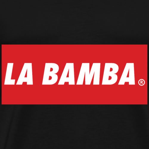 LA BAMBA BRAND - Maglietta Premium da uomo