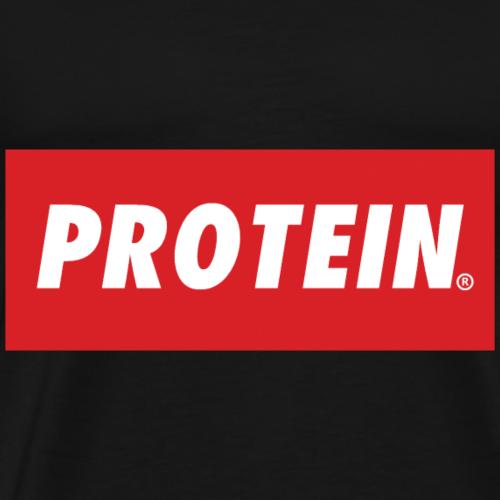 PROTEIN ORIGINAL BRANDS GYM OUTFIT - Maglietta Premium da uomo