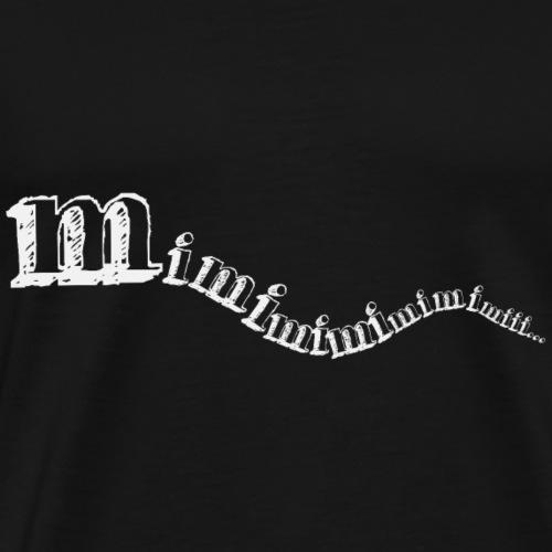 Mimimimimimimiii Jammern, Nörgeln, Heulen - Männer Premium T-Shirt