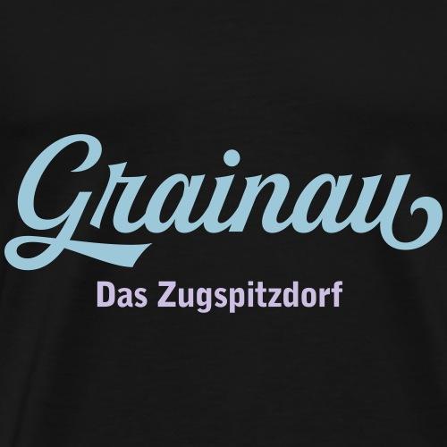 Grainau - Männer Premium T-Shirt