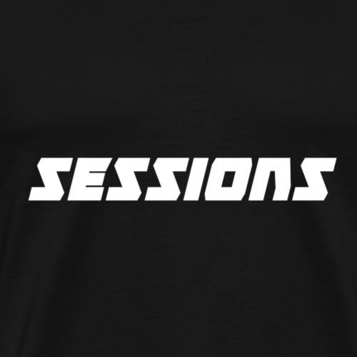 Sessions - Miesten premium t-paita