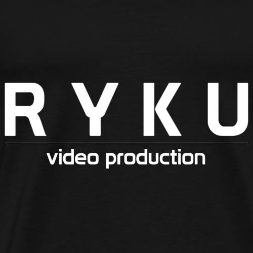 Ryku Video Production - Männer Premium T-Shirt
