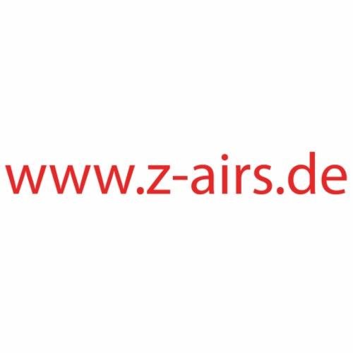 Z'Airs Schriftzug - Männer Premium T-Shirt