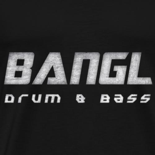BangL Drum & Bass - Männer Premium T-Shirt