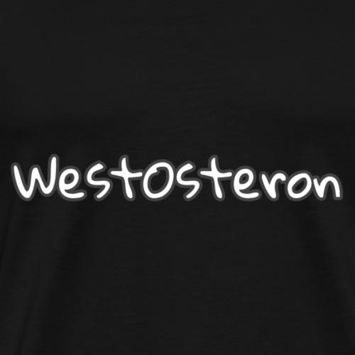 WestOsteron Textblock - Männer Premium T-Shirt