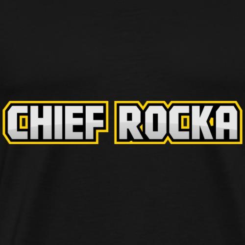 Chiefrocka - Männer Premium T-Shirt