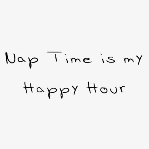 NapTime Happy Hour - Männer Premium T-Shirt