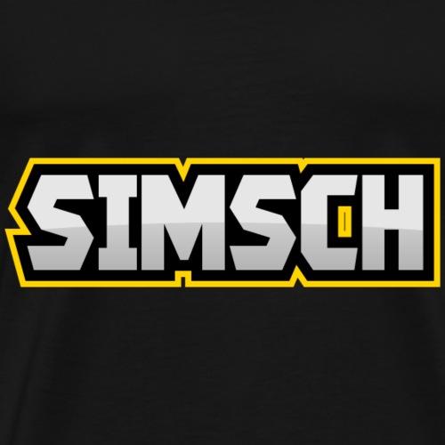 simsch - Männer Premium T-Shirt