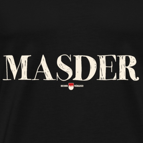 masder - Männer Premium T-Shirt