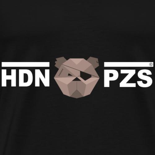 HODENPEZIS SpecialStreet White - Männer Premium T-Shirt