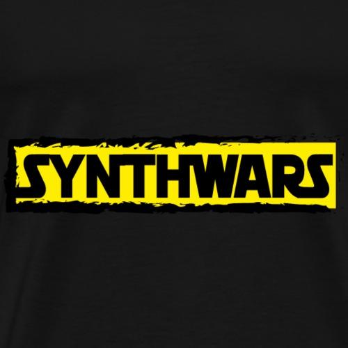Synthwars apparel - Men's Premium T-Shirt