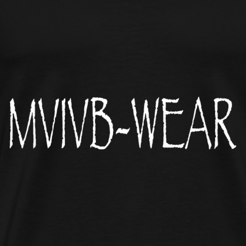 MVIVB WEAR WHITE - Männer Premium T-Shirt