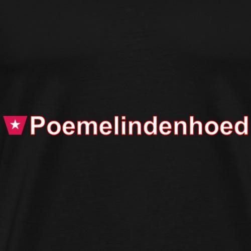 Poemelindenhoed ms hori def w - Mannen Premium T-shirt