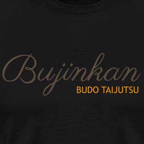 bujinkan budo taijutsu ninjutsu - Camiseta premium hombre