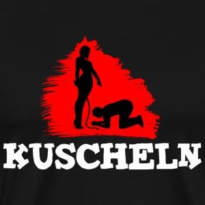 kuscheln - Männer Premium T-Shirt