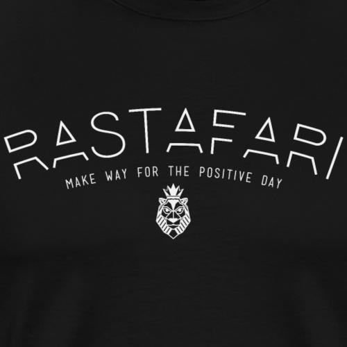 Rastafari (Light Label) - Männer Premium T-Shirt