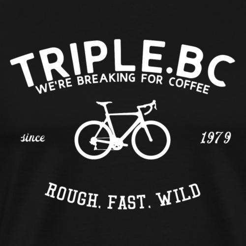 Fahrradclub Shirt - Männer Premium T-Shirt