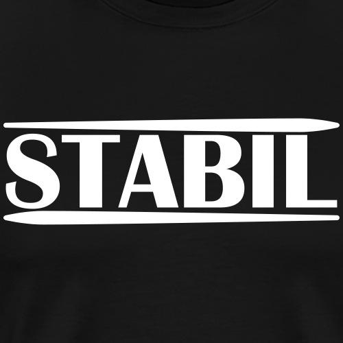 Stabil (original) - Männer Premium T-Shirt