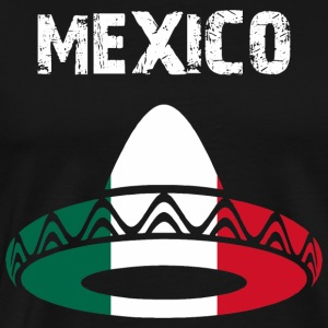 Nation-Design Mexico - Männer Premium T-Shirt