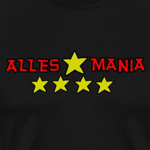 Alles Mania 5. Stern - 1 - Männer Premium T-Shirt