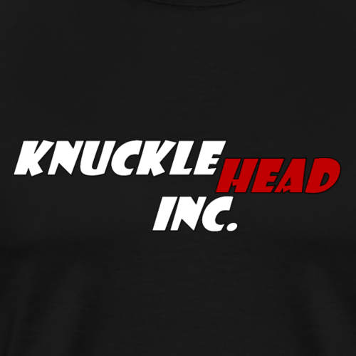KnuckleHeadInc. Classic - Männer Premium T-Shirt