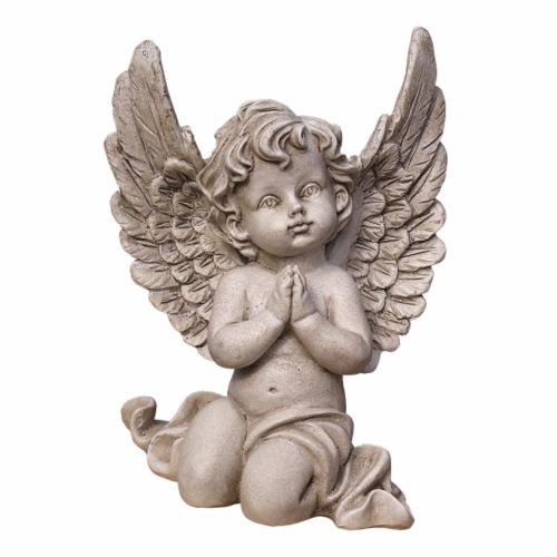Schutz Engel mit Flügeln als Geschenk - Männer Premium T-Shirt