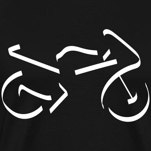 Race Motor - Mannen Premium T-shirt
