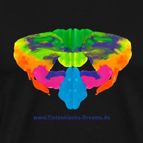 Tintenklecks-Dreams 2948 Motiv Seite 16 - Männer Premium T-Shirt