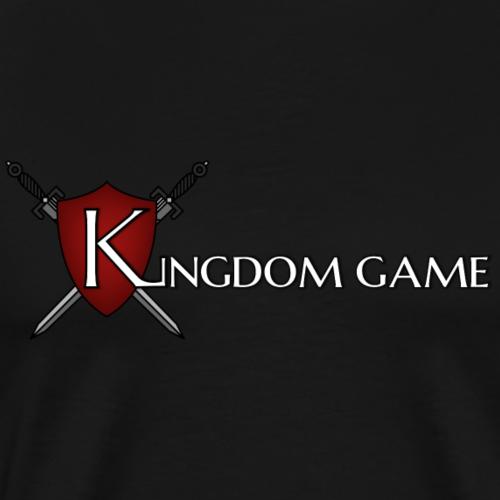 KingdomGame 2 Logo - Men's Premium T-Shirt