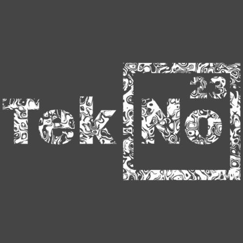 tekno23 logo de lavado - Camiseta premium hombre
