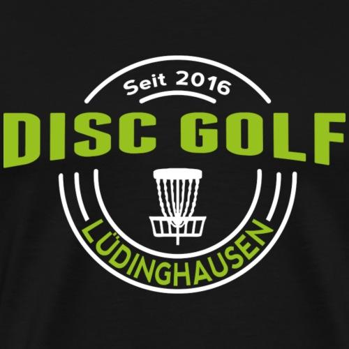 DGLH Stamp 2 - Männer Premium T-Shirt