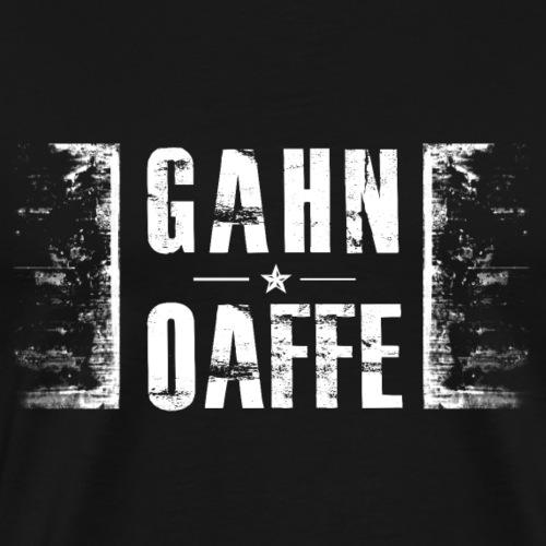 Gahnoaffe - Oberlausitz Shirt - Männer Premium T-Shirt