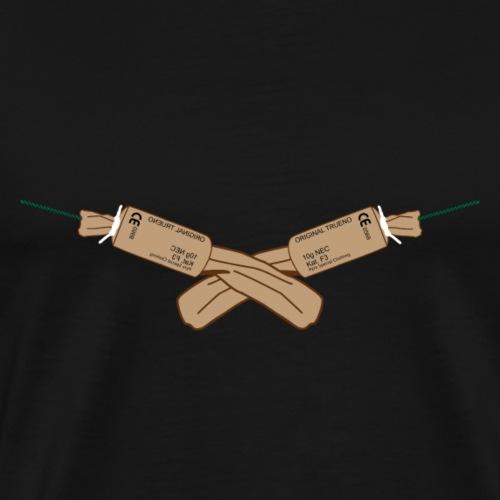 Pyro Trueno Feuerwerk - Männer Premium T-Shirt