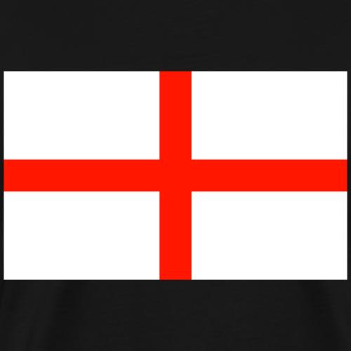 Flagge England - Männer Premium T-Shirt