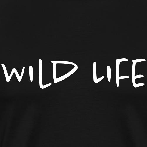 Wild Life - T-shirt Premium Homme