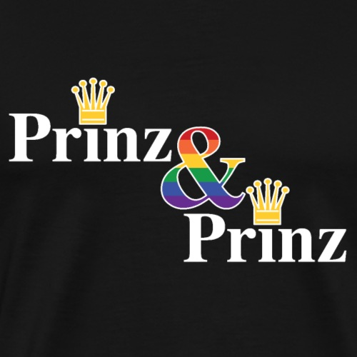 Prinz & Prinz 2 - Männer Premium T-Shirt