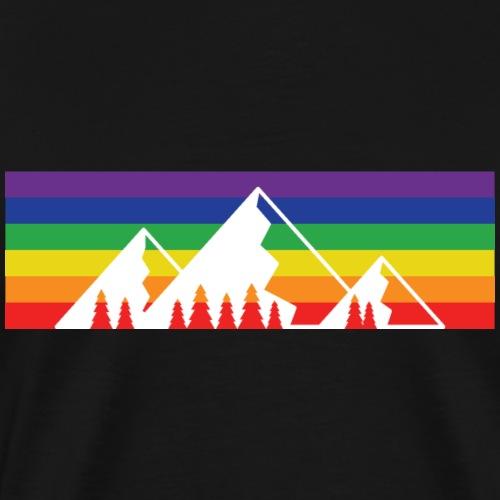CSD Pride Shirt - Männer Premium T-Shirt