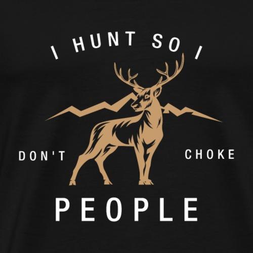 Hunters Shirt - Männer Premium T-Shirt