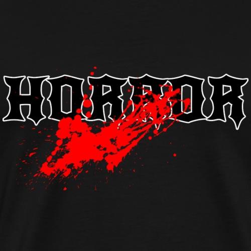 Horror - Männer Premium T-Shirt