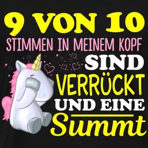Einhorn - Frauen 9 von 10 - Männer Premium T-Shirt