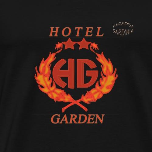 HOTEL GARTEN NURAMINIS - Männer Premium T-Shirt