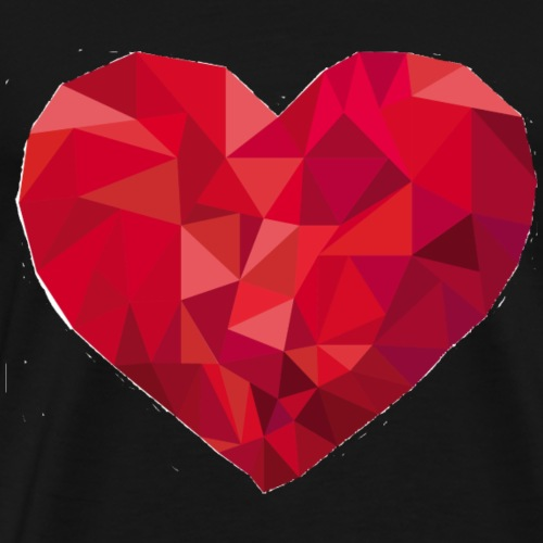 san valentino - Maglietta Premium da uomo