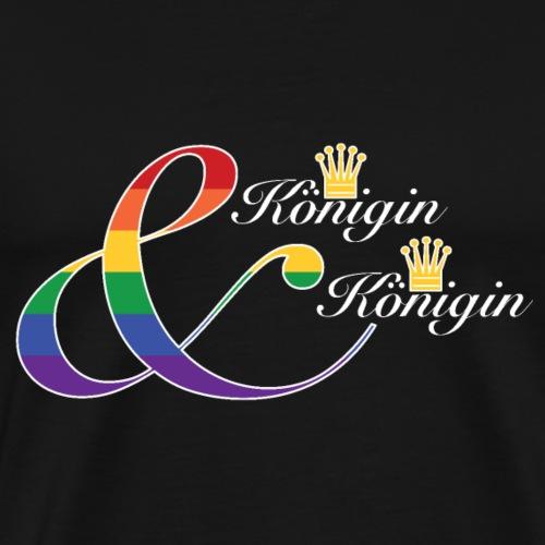 Königinnen 1 - Männer Premium T-Shirt
